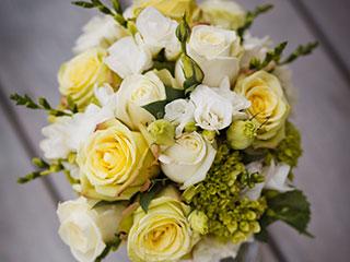 Roses & Freesia